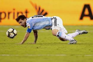 En España también hicieron eco de la tragedia de Lionel Messi