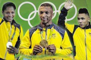El Valle ríe con la participación de sus deportistas en los Juegos Olímpicos