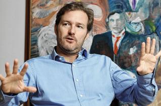 """""""La sociedad necesita gente que rompa paradigmas"""": Esteban Piedrahita"""