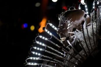 Derroche de creatividad: las mejores fotos de los desfiles de la Feria de Cali - elpais.com.co