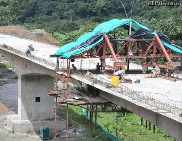 Viaducto Bendiciones, el más largo del país