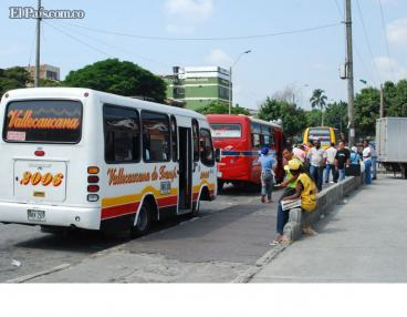 Modifican recorridos de buses intermunicipales en la capital del Valle