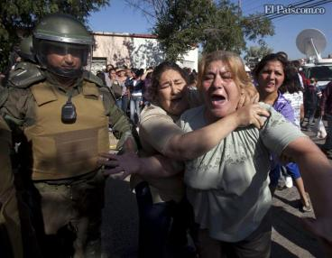Incendio causado por un motín en cárcel de Chile deja 83 muertos