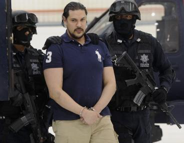 Modelo colombiana fue capturada con agresor de Cabañas
