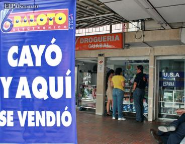 En una droguería de Cali se vendió el acumulado del Baloto