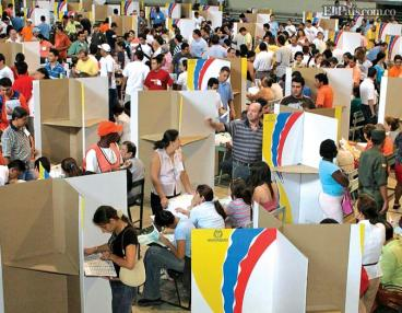 Candidatos a la Gobernación del Valle participaron en foro 'Un voto tiene poder'