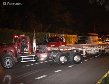 Bloqueo por parte de transportadores comenzó el pasado martes