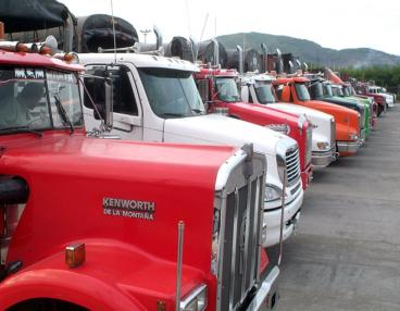 Los grandes problemas que moviliza el  transporte de carga