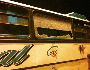 Se presentaron en la Policía hinchas que atacaron bus del América