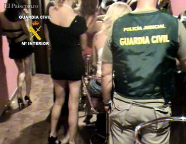 Colombianas siguen cayendo en redes de trata de blancas