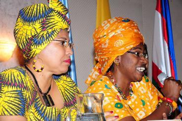 33 líderes afrodescendientes del mundo se reúnen en Cali