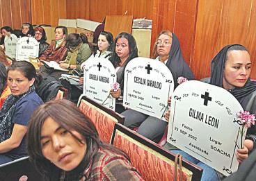 ABC de la Ley de Víctimas aprobada en el Congreso de la República