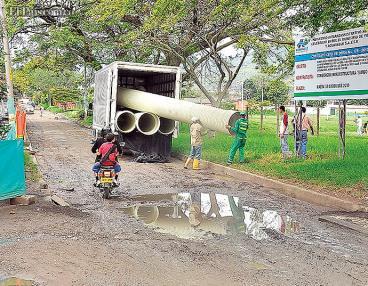 Del escándalo de Acuavalle brota cada vez más agua sucia