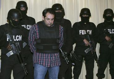 Capturan en Bolivia a emisario del narcotraficante 'Martín Llanos'