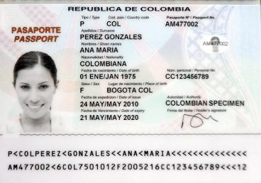 El nuevo pasaporte digital colombiano ya está en Cali