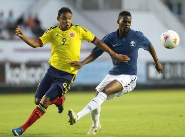 Colombia derrotó a Francia por penales y es Campeón del 'Esperanzas de Toulon'