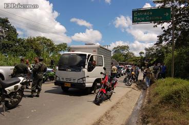 Emboscada de las Farc dejó dos policías muertos en la vía al Mar