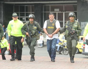 Cae en Cali presunto narco vinculado con la mafia mexicana