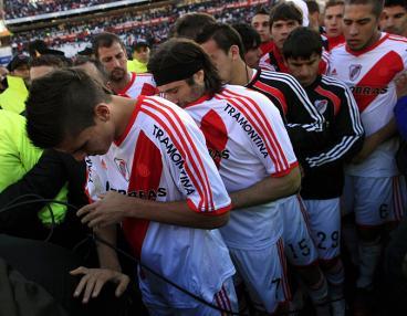 ¡Descalabro millonario!. River Plate está en la B