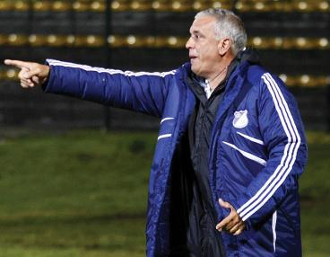 Millonarios confirmó la salida del técnico venezolano Richard Páez