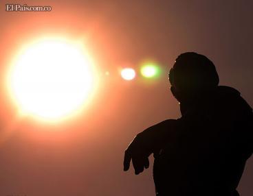 En Cali rinden tributo al sol en el día más largo del año