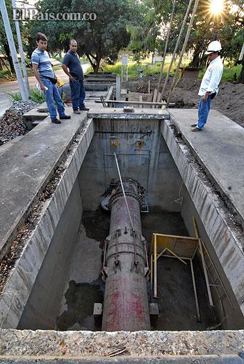 Mañana habrá corte de agua  en 109 barrios  del  sur de Cali