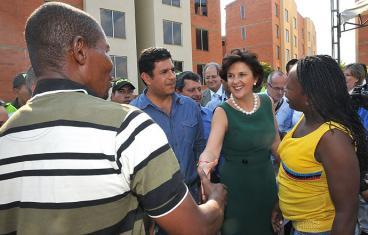 Ya están instalados los primeros residentes de Altos de Santa Elena