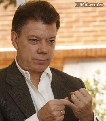 Presidente Santos ordenó reingeniería de la Fuerza Pública