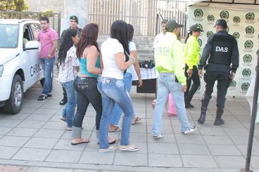 Por venta de droga, 'Las muñecas de Muñoz' fueron enviadas a prisión