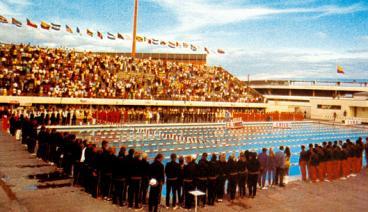 Recuerdos de Cali como sede de los Juegos Panamericanos de 1971