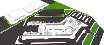Le mostramos el nuevo terminal de pasajeros que se construirá en Tuluá