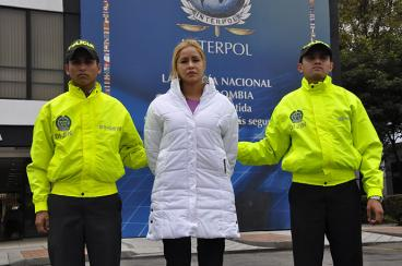 Presunta testaferro de 'Jabón' fue capturada en Uruguay