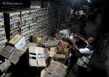 Licor adulterado, una 'mafia' que le cobra caro al Valle del Cauca