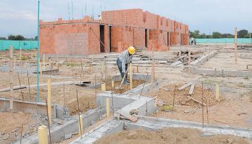 Avanza proyecto de vivienda en Palmira impulsado por el Gobierno