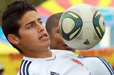 Selección Colombia cumplió segundo día de entrenamientos con 22 jugadores