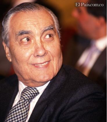 Julio Mario Santo Domingo, empresario colombiano de alto vuelo