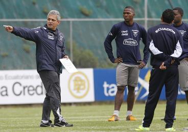 """""""No esperaba esta distinción"""": Reinaldo Rueda, técnico selección Ecuador"""