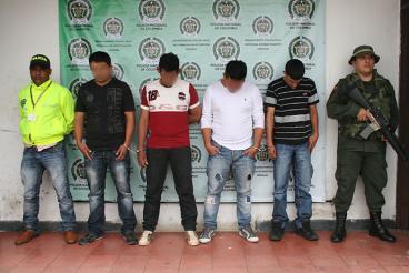 Fue detenido presunto jefe de la banda de 'Los Rastrojos' de Bolívar