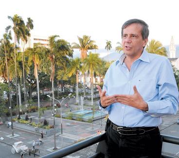 Conozca al alcalde de Palmira y de sus municipios aledaños