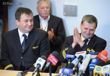Boeing 767 aterriza en Varsovia sin ruedas y con 231 pasajeros