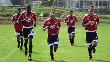 Selección Colombia Sub 15 define su clasificación ante Perú