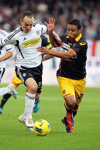 Juan Camilo Zuñiga y Luis Fernando Muriel anotaron en la liga italiana