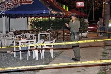 Balacera en el sur de Cali dejó un muerto en la noche del miércoles