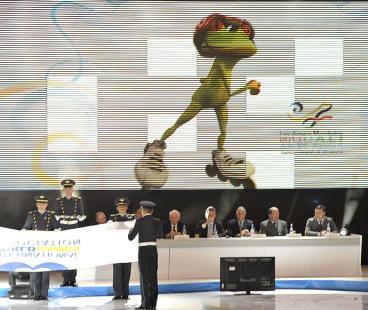 Cali se la juega con los 'World Games 2013'