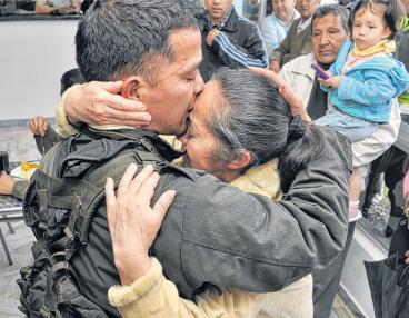 Esta es la historia de los 16 policías que sobrevivieron al ataque de las Farc en Cauca