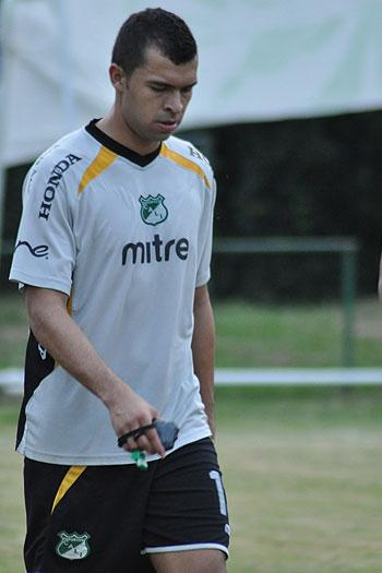 Andrés Felipe Cadavid es nuevo jugador del Deportivo Cali