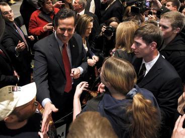 Partido Republicano da la victoria a Rick Santorum en Colorado
