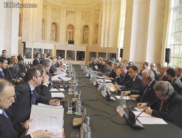 Países del Mediterráneo invitan a Siria a abandonar la violencia