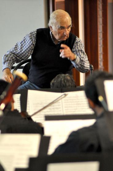 Orquesta Filarmónica de Cali tiene nuevo director titular