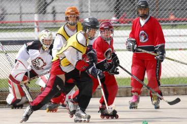 Cali tendrá coliseo de hockey en línea para los 'World Games 2013'